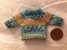 Tiny Knit Sweater