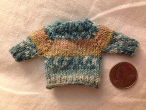 Tiny Knit Sweater
