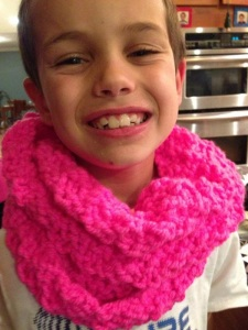 "Douglas in Neon Pink ""Bravo Big"""